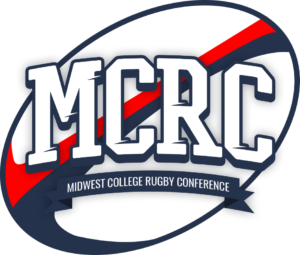 Midwest Rugby College Rugby Conference Logo